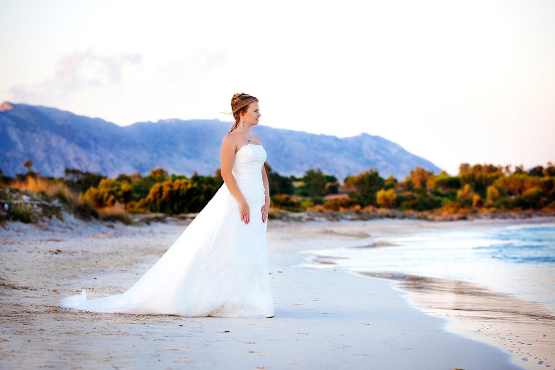 Brautbilder Sardinien
